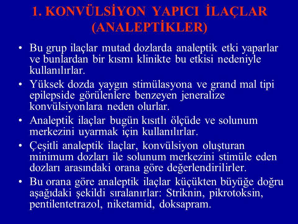 Kullanışları: i)İştah kesici olarak ii)Narkolepsi iii)Dikkat eksikliği hastalığı iv)Bazı epilepsi türlerinde ve Parkinson hastalarında yardımcı ilaç olarak