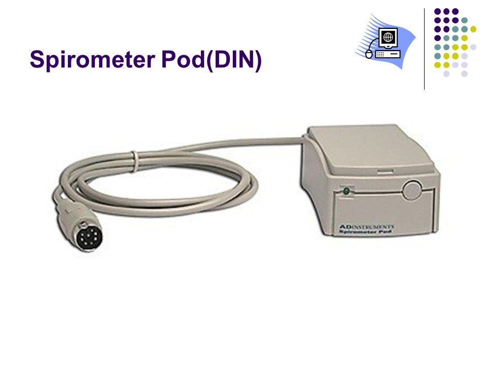 Spirometer Pod(DIN)