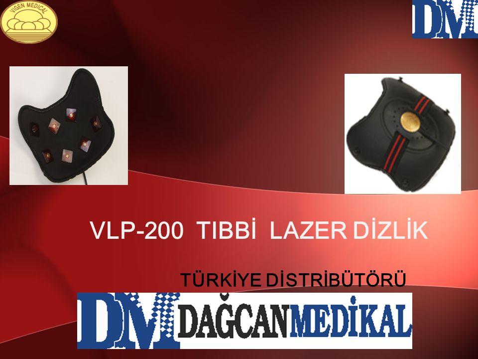 VLP-200 TIBBİ LAZER DİZLİK TÜRKİYE DİSTRİBÜTÖRÜ
