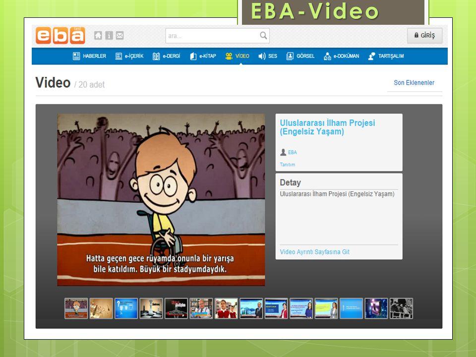 EBA-Video