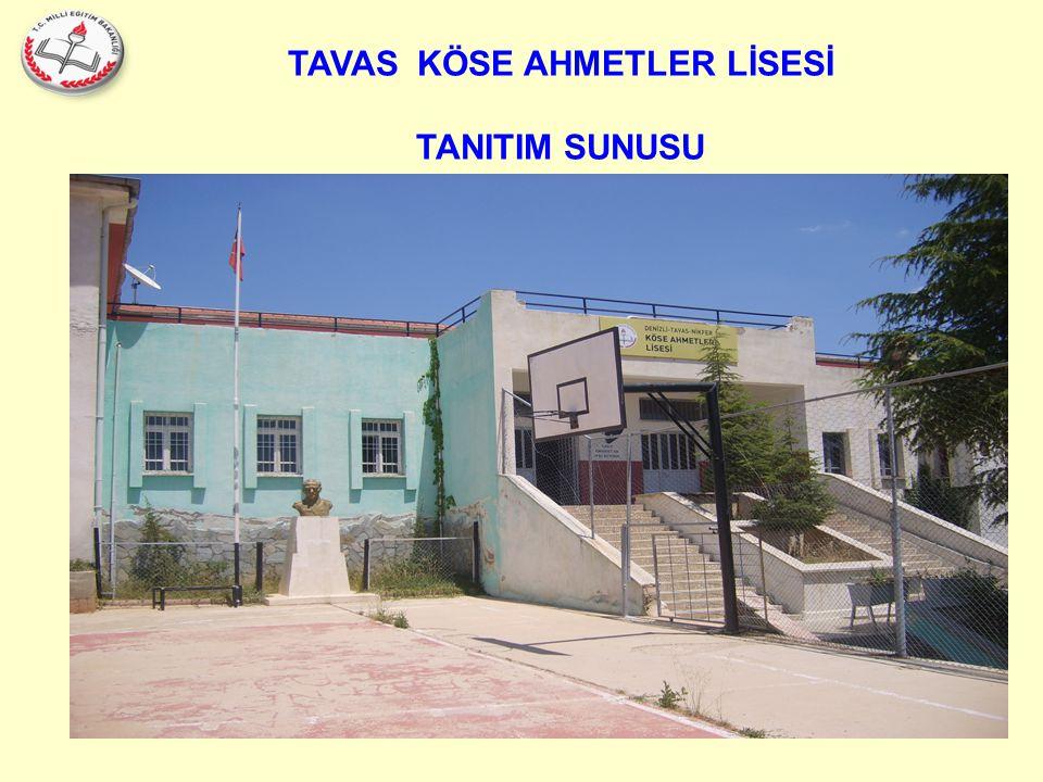 Okulumuzun Tarihçesi Okulumuz, Kasaba Halkından Halıcı lakablı Ahmet URKAY tarafından yaptırıldı.Ahmet URKAY'ın isteği üzerine Köse Ahmetler Lisesi adı verildi.