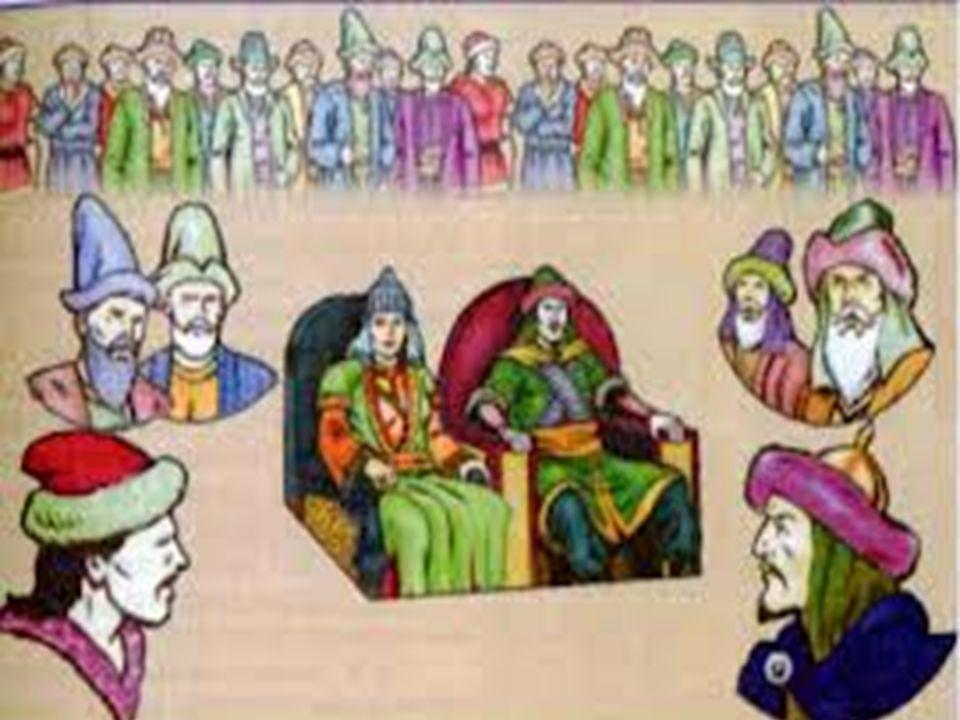 Eski Türk Devletlerinde devlet yönetiminde kanunlar önemli bir unusurdu.