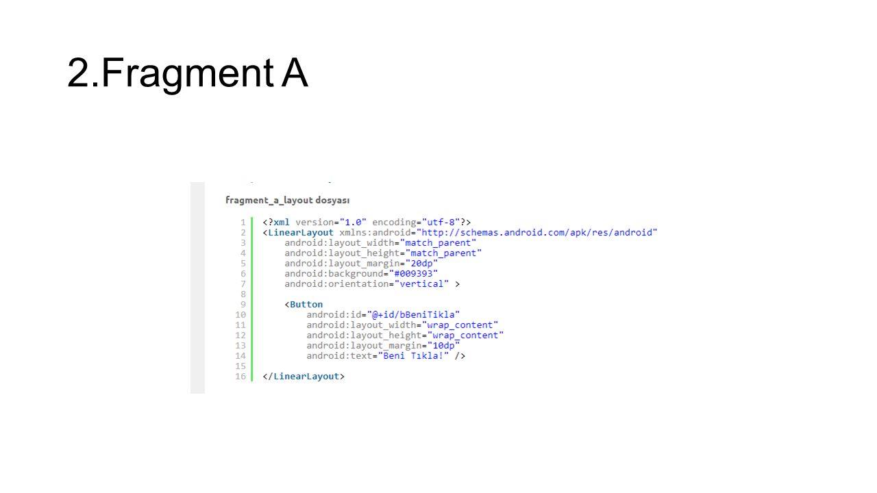 2.Fragment A