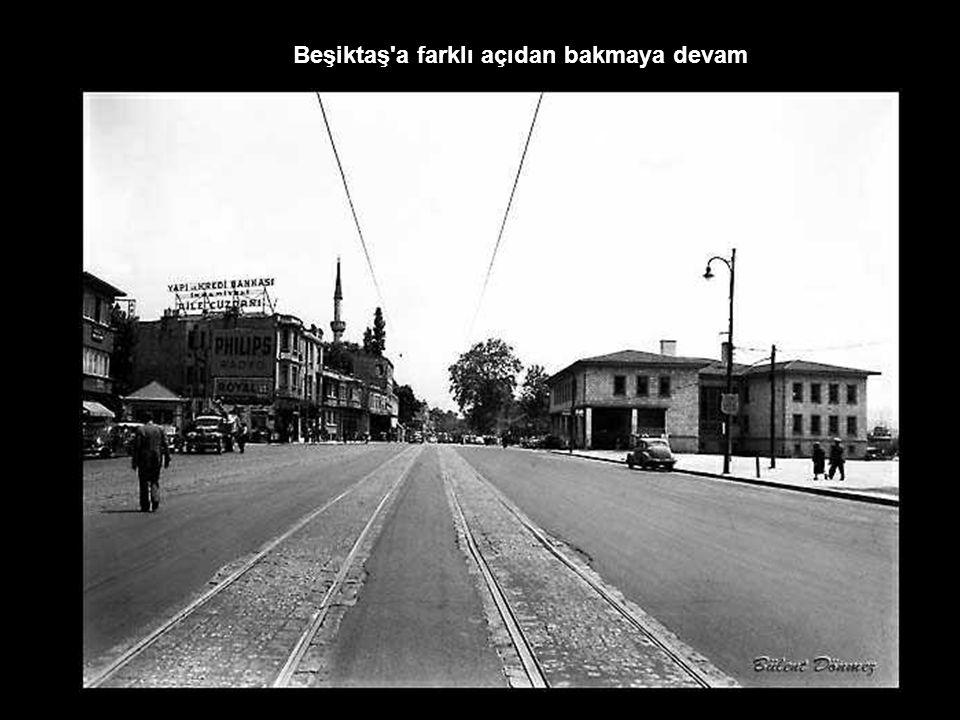 Beşiktaş'a farklı açıdan bakmaya devam