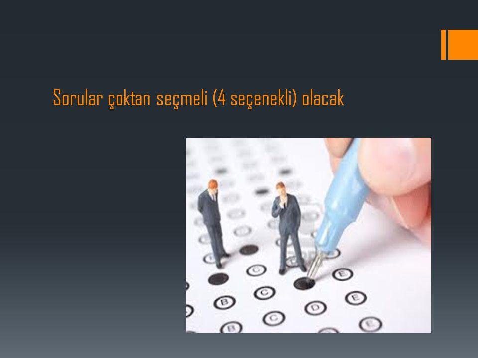  Öğrencinin sınava gireceği sınıf ve sıra bilgisi e-okul ve veli bilgilendirme sistemi üzerinden yayımlanacaktır.