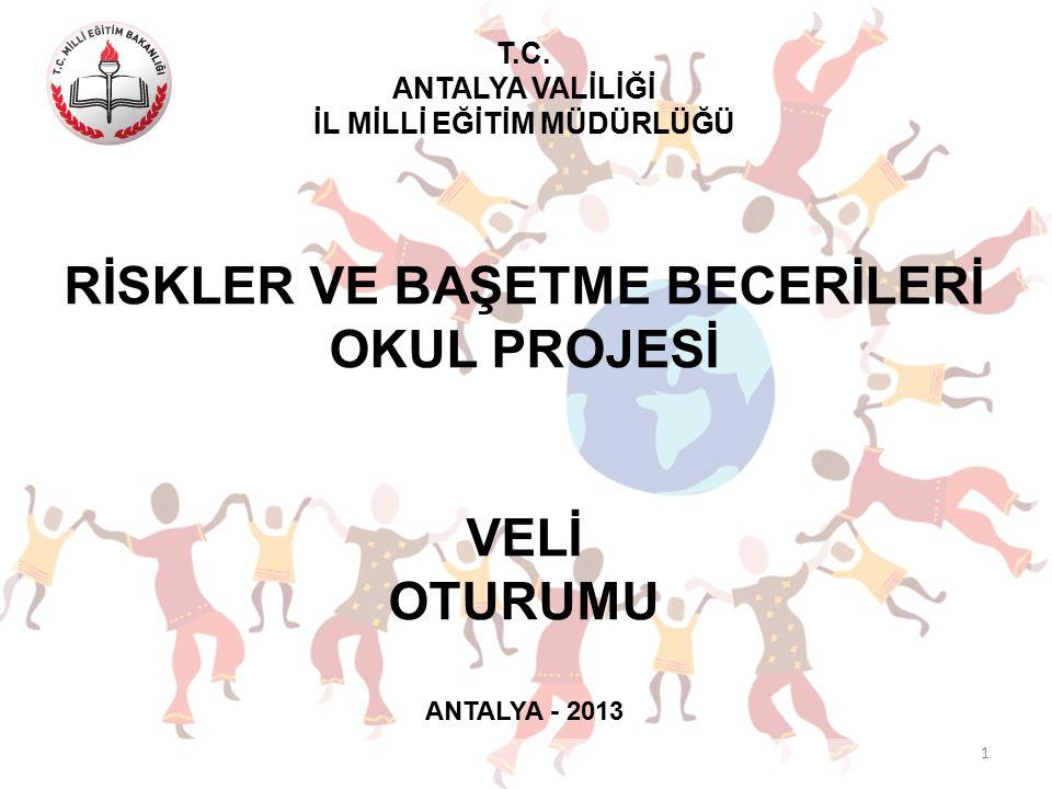 2 RİSKLER VE BAŞETME BECERİLER OKUL PROJESİ İLKOKUL 4.