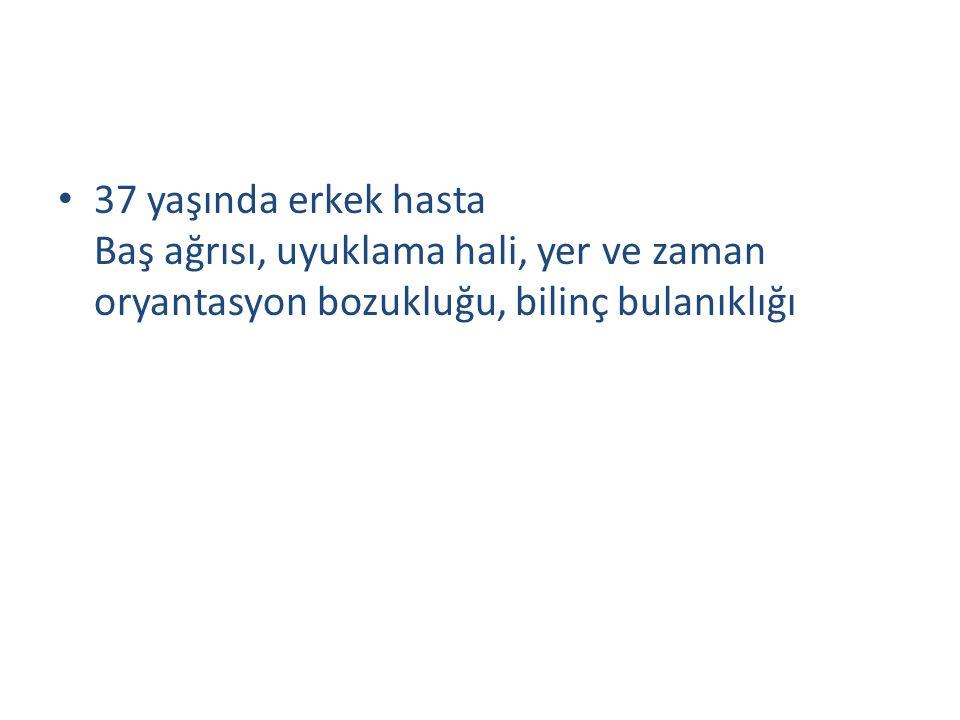 Değerlendirme PY'da atipik lenfosit… IMN Amilaz yüksekliği… Kabakulak