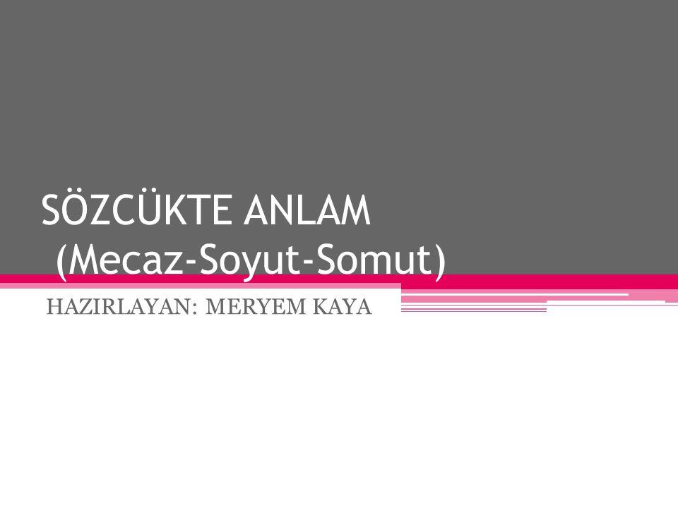 KAYNAKÇA http://www.edebiyatforum.com/sozcukte- anlam/sozcukte-anlam.htmlhttp://www.edebiyatforum.com/sozcukte- anlam/sozcukte-anlam.html http://yazarlikyazilimi.meb.gov.tr/Materyal/adi yaman/grup3/sozcukteanlam/anlam.htmlhttp://yazarlikyazilimi.meb.gov.tr/Materyal/adi yaman/grup3/sozcukteanlam/anlam.html http://www.bilgicik.com/yazi/sozcukte-anlam/ http://www.linkedin.com/groups/Turkcecilerco m-4621325http://www.linkedin.com/groups/Turkcecilerco m-4621325 http://www.turkcedersi.gen.tr/ http://www.vitaminegitim.com/secim2.jsp 11 11.01.2013