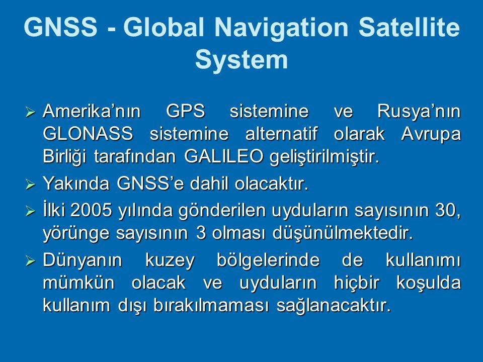 WGS84 sistemi ülkemizde kullanılmayan bir sistemdir. WGS84 sistemi ülkemizde kullanılmayan bir sistemdir. Bu datum için GRS80 elipsoidi temel alınmışt