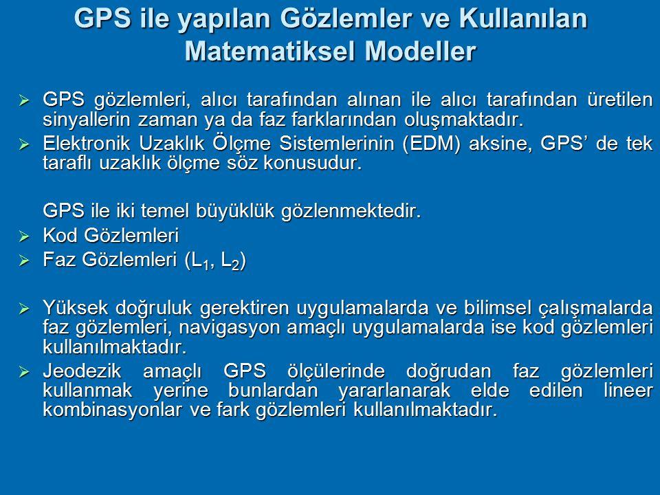  NGS Duyarlı Efemerisi Bu efemeris gözlem anından itibaren 2-6 gün arasında kullanıcıların hizmetine internet aracılığı ile sunulmaktadır. NGS efemer