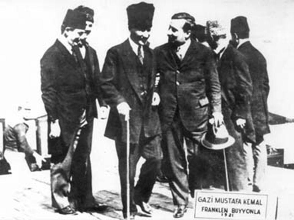 * Büyük Taarruz-Başkomutanlık Muharebesi * 26-30 Ağustos 1922 * 9 Eylül 1922-Türk süvarilerinin İzmir'e girişi * Mudanya Ateşkesi(10 Ekim 1921)