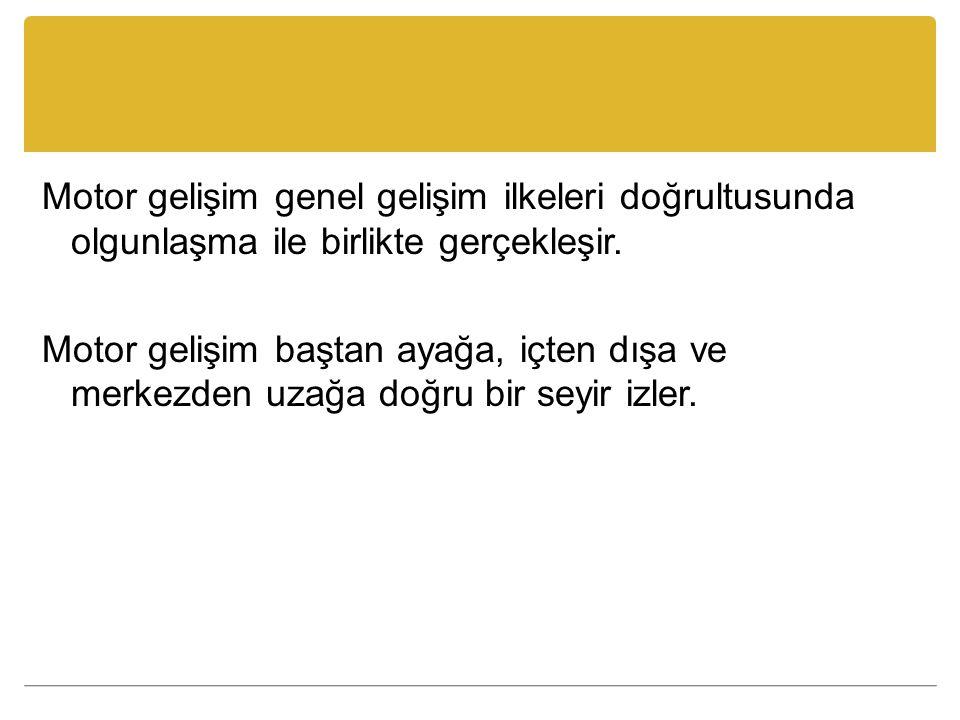 Kaynaklar Ceyhan, E.(2013). Fiziksel Gelişim. G. Can, (Ed.), Eğitim Psikolojisi.