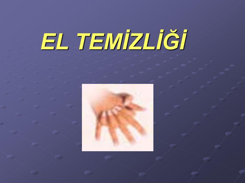 EL TEMİZLİĞİ