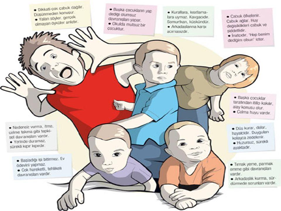 Çocuğa yaptığı davranışın bulunduğu yaş grubuna ait olmadığı ve bebeksi bir davranış olduğu anlatılmalıdır.