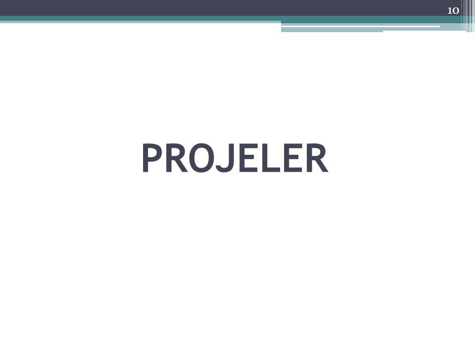 PROJELER 10