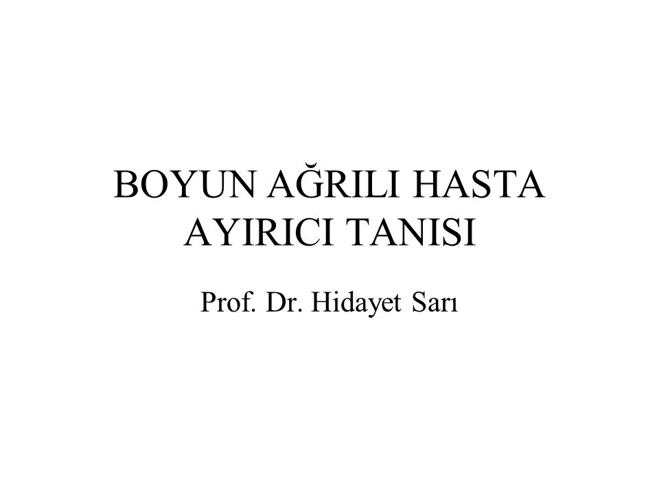 Hasta Özellikleri Adı-Soyadı: ME Yaşı: 70 Cinsiyet: Kadın Meslek: Ev hanımı Adres:İstanbul