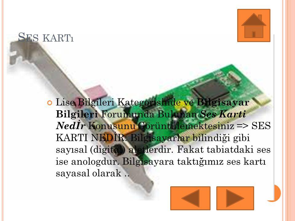 G IRIŞ BIRIM Klavye Fare (maus) Microfon Web kamarası Dokumalı fare