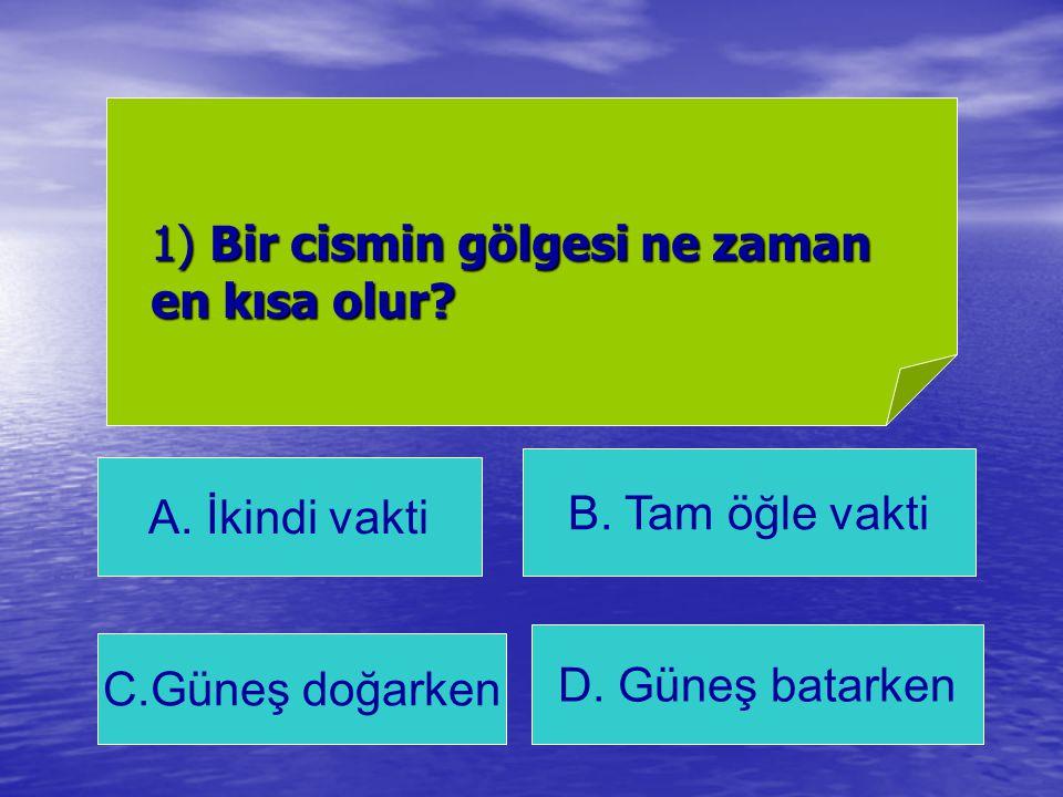 1 cevap