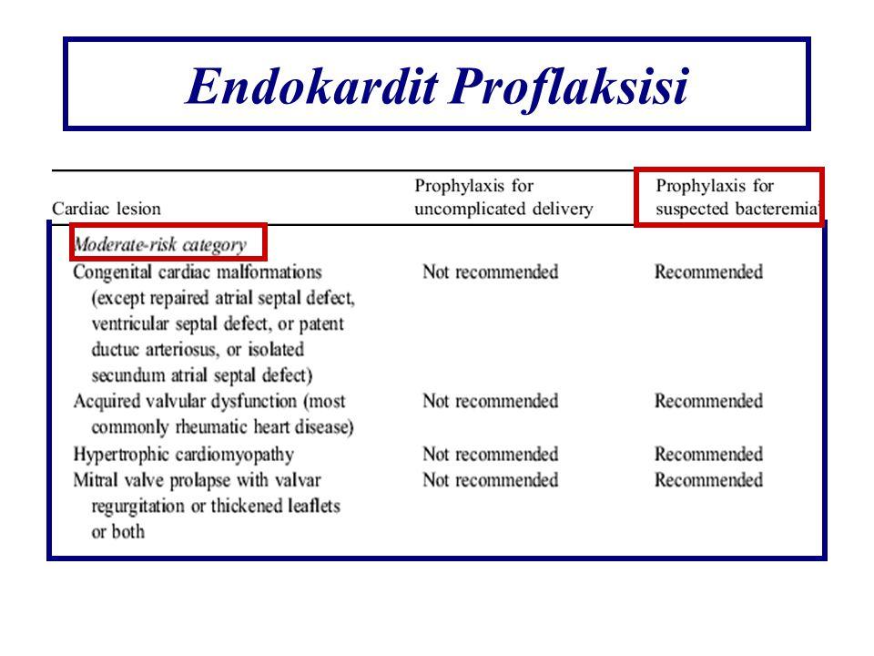Endokardit Proflaksisi