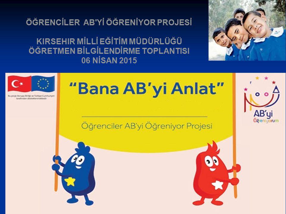 Proje Süreç Bilgisi Türkiye Cumhuriyeti ve Avrupa Birliği'nin mali işbirliği çerçevesinde 2011 yılı IPA-I (Katılım Öncesi Mali Araç) programından fonlanan, Projenin hizmet bileşenine ait sözleşme 19 Aralık 2014 tarihinde imzalanan ve uygulamalarına 25 Aralık 2014 tarihinde başlanan 2 yıl süreli ve 2.6 milyon Avro bütçeli bir projedir.