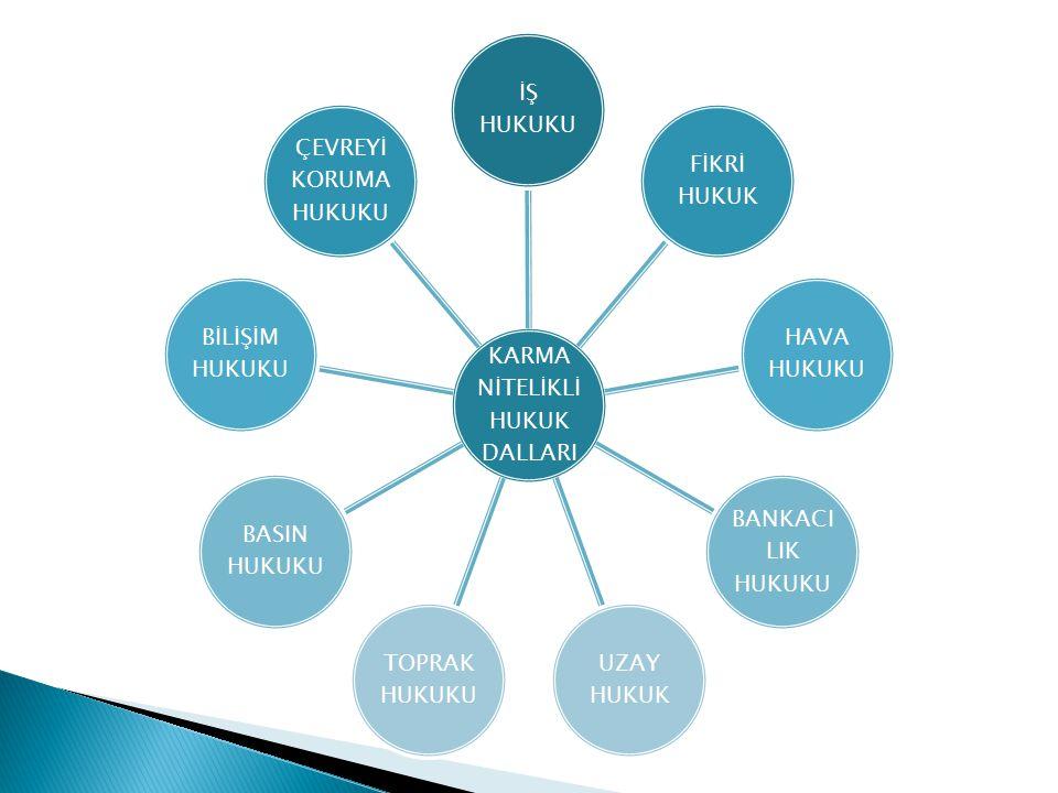 İş hukuku, hizmet ilişkilerini düzenleyen bir hukuk dalıdır.