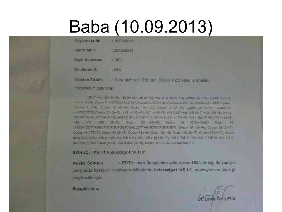 Baba (10.09.2013)