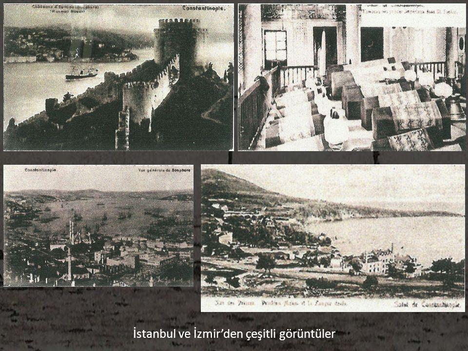 İstanbul ve İzmir'den çeşitli görüntüler