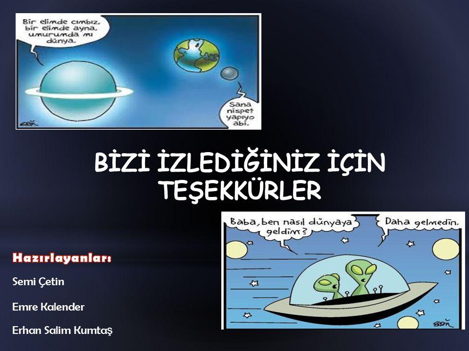 Semi Çetin Emre Kalender Erhan Salim Kumta ş