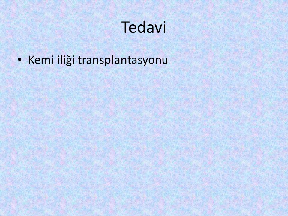 Kemi iliği transplantasyonu