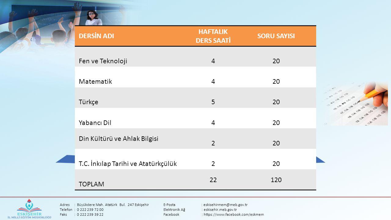 Sınav Evrakının Sevki ve Teslimi Sınav evraklarının muhafaza edildiği kutular; 76970 EN GEÇ 1 gün 76 hat üzerinden 970 sınav merkezine ulaşım güvenliği sağlanarak EN GEÇ ortak sınavdan 1 gün önce Sınav Merkezlerine teslim edilmesi planlanmaktadır.