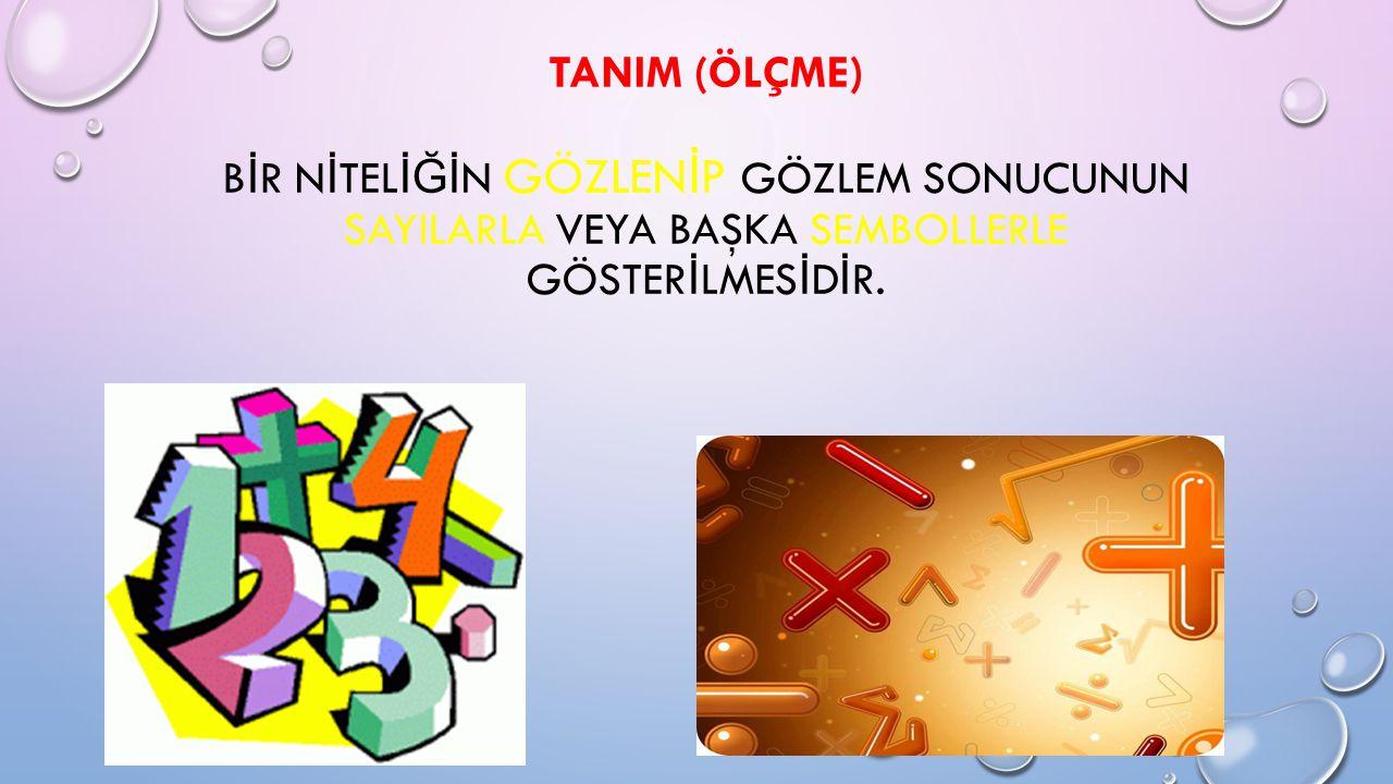 ÇOKTAN SEÇMELI TESTLERIN ÖZELLIKLERI -2  5-ŞANS BAŞARıSı VARDıR.