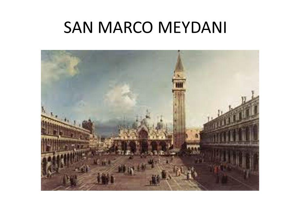 SAN MARCO MEYDANI
