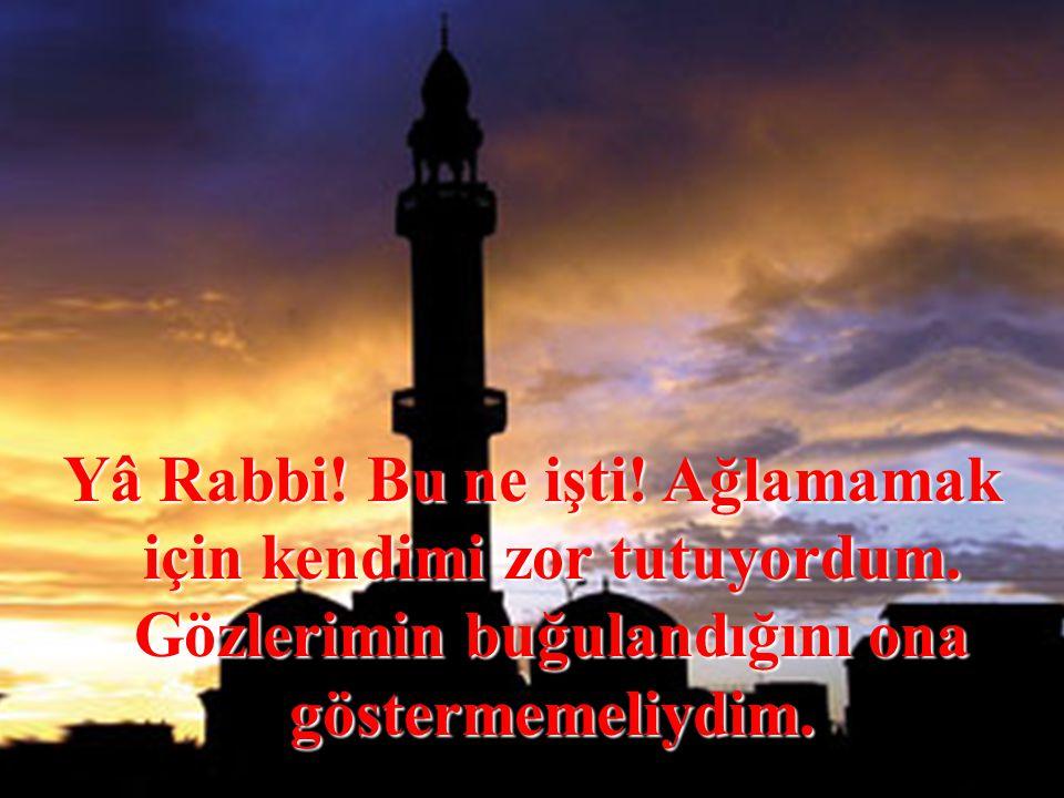 Benim referansım Allah (cc) tır; O ne güzel vekildir.