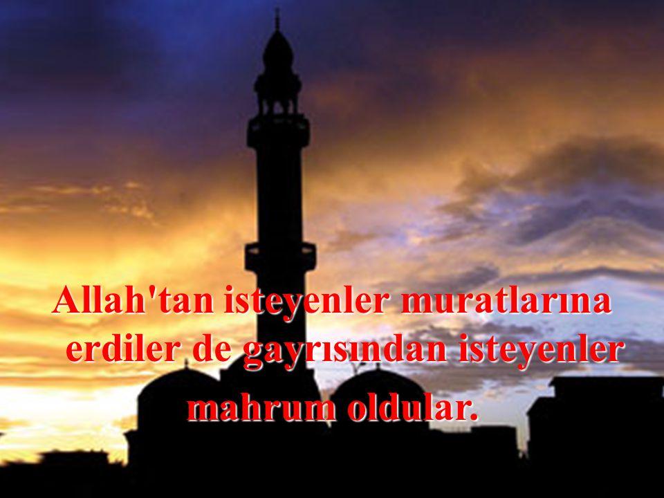 Peki Bilâl dedik, Güle güle, Allah işini, aşını, eşini mübârek kılsın!