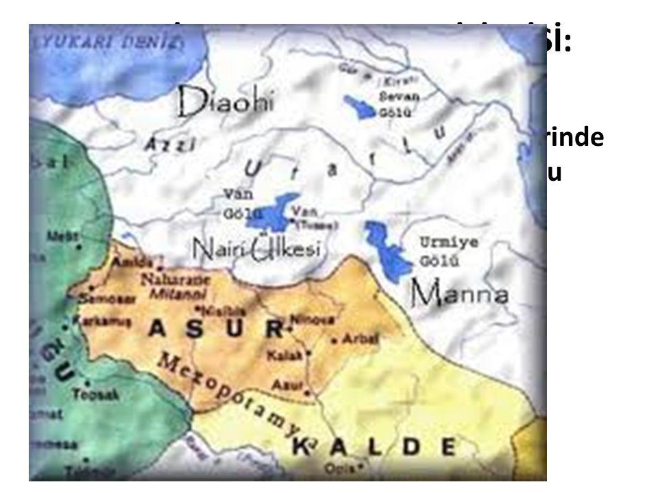 HURRİ(CE)-URARTU(CA) İLİŞKİSİ: Filolojik kaynaklardan bahsederken üzerinde durmamız gereken en önemli konu, Doğu Anadolu'nun yüzyıllar boyunca etnik b