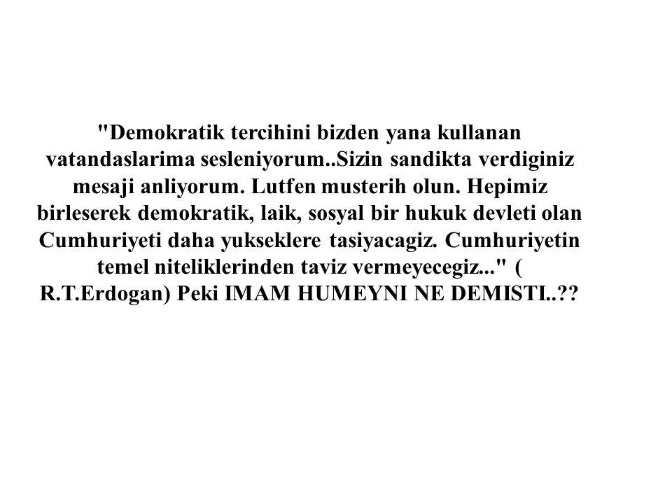 Yil 2007 Turkiye...