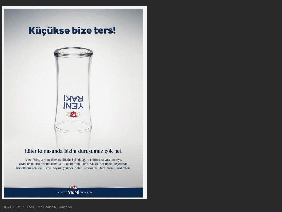 DÜZELTME: Tork For Brands, İstanbul