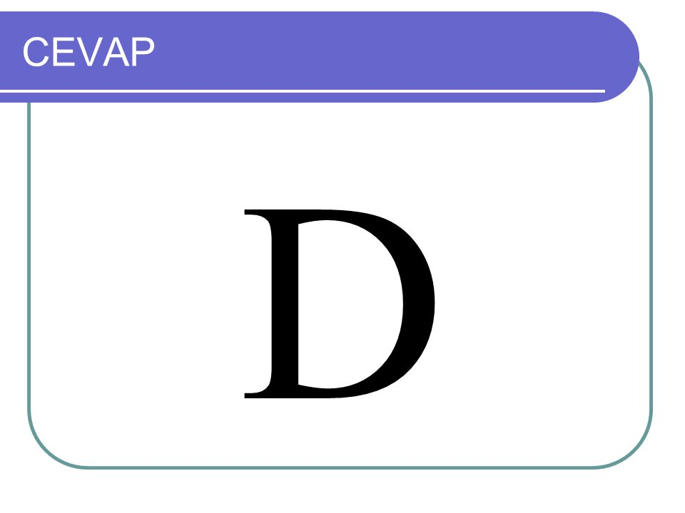 CEVAP D