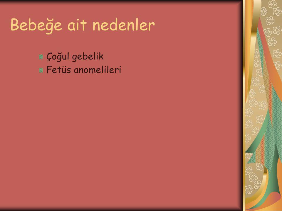 Prematüre ve Rejyonal Anestezi 145 neonata (0.53-4 kg) USG ile major abdominal cerrahi girişimlerde, epidural kateter yerleştirilmiş ve anatomik yapının USG ile saptanmasının iyi bir yöntem olacağı belirtilmiştir [Willschke H, Reg Anesth Pain Med.