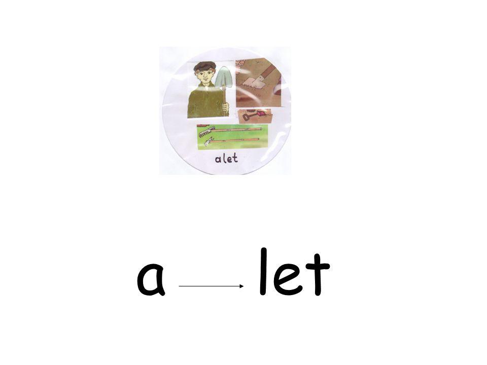a let