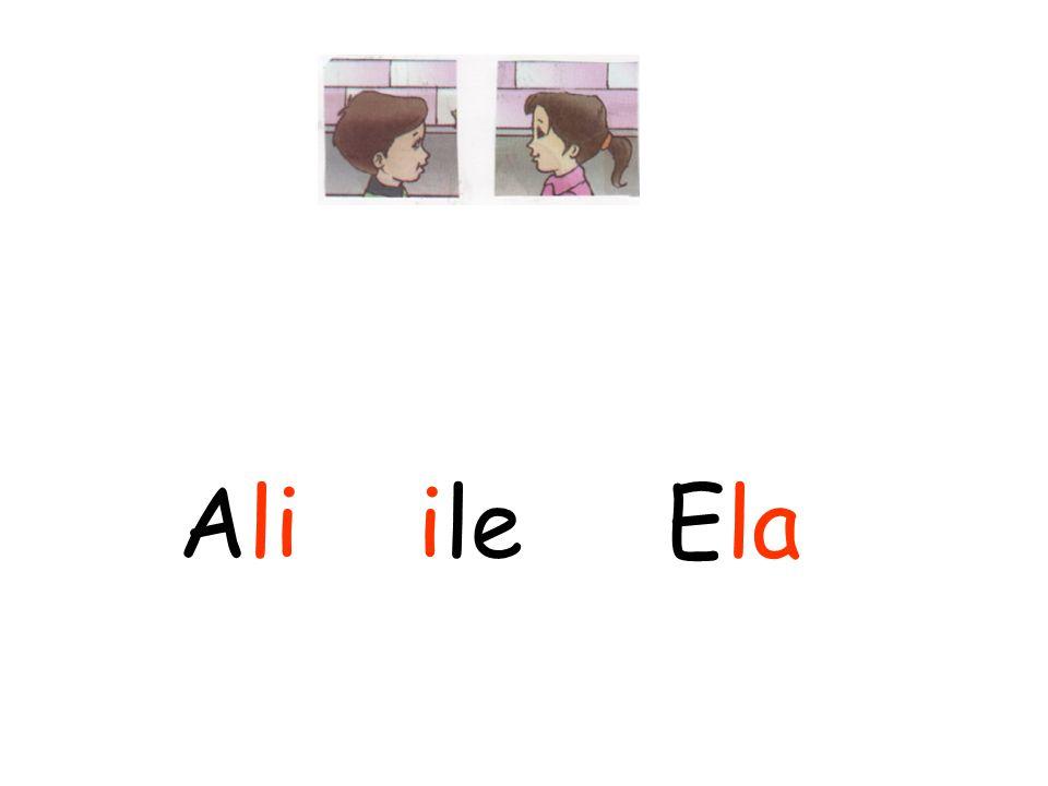Ali ile Ela
