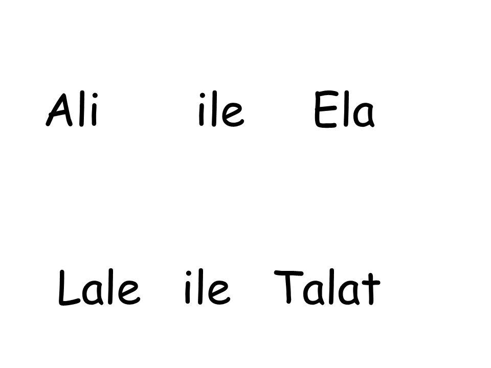 Lale ile Talat
