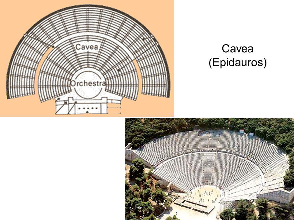 Cavea (Epidauros)