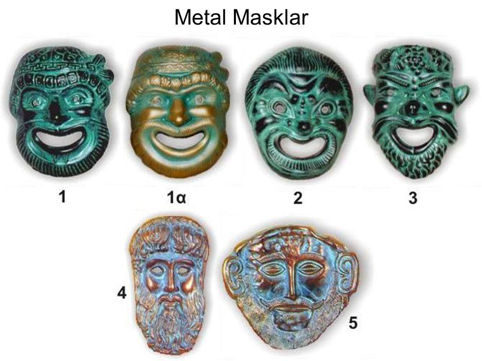 Metal Masklar