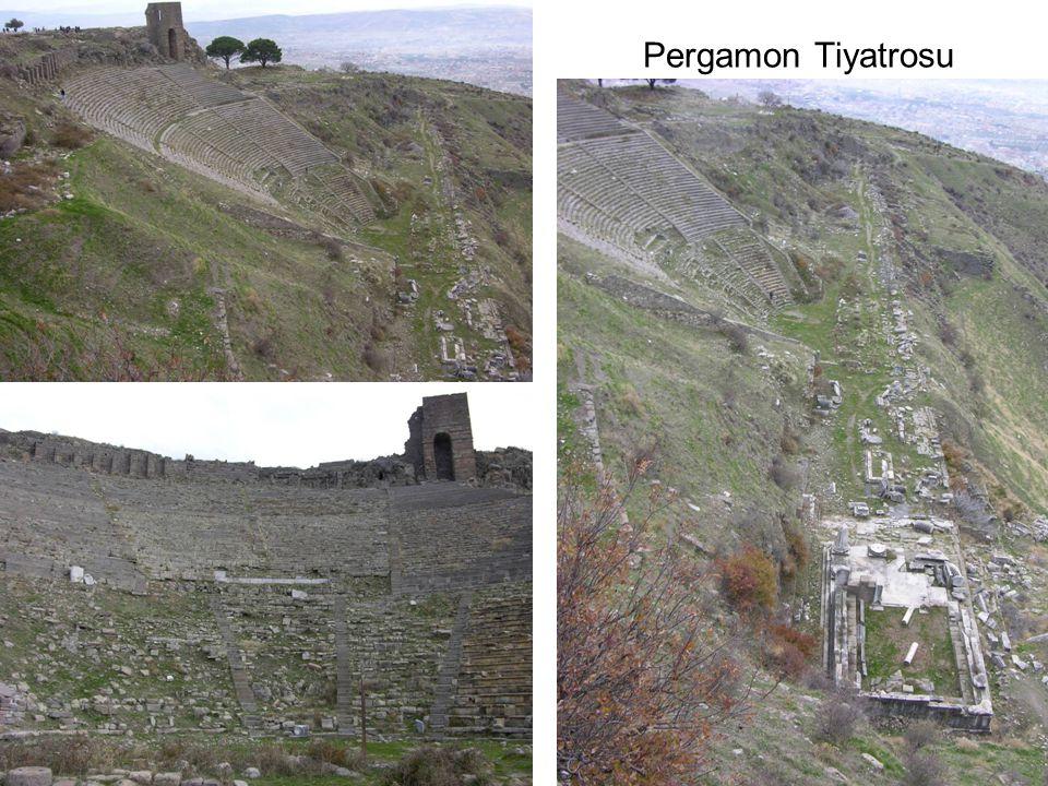 Pergamon Tiyatrosu
