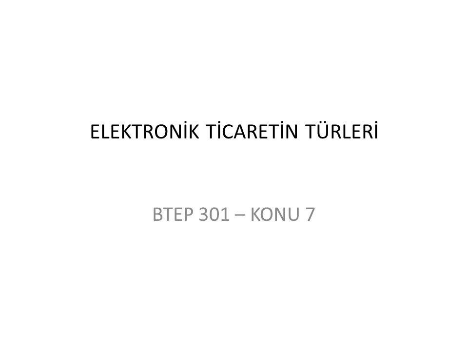 Consumer to Consumer (C2C) Tüketiciden-Tüketiciye E-Ticaret Türkçe'de tüketiciden tüketiciye e-ticaret modeli anlamına gelen C2C'de tüketiciler üçüncü bir parti aracılığıyla internet üzerinden alım-satım yapabiliyorlar.