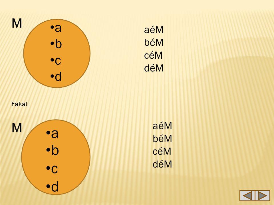 Derya kelimesinin harflerini oluşturduğu kümeyi D harfi ile gösterelim.