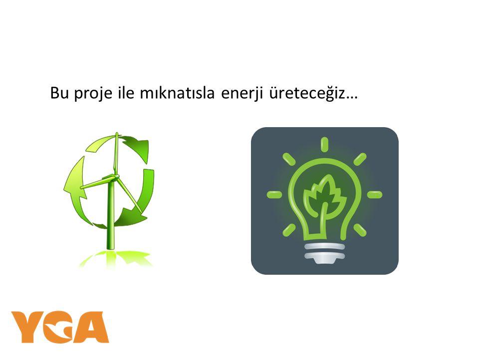 Bu proje ile mıknatısla enerji üreteceğiz…