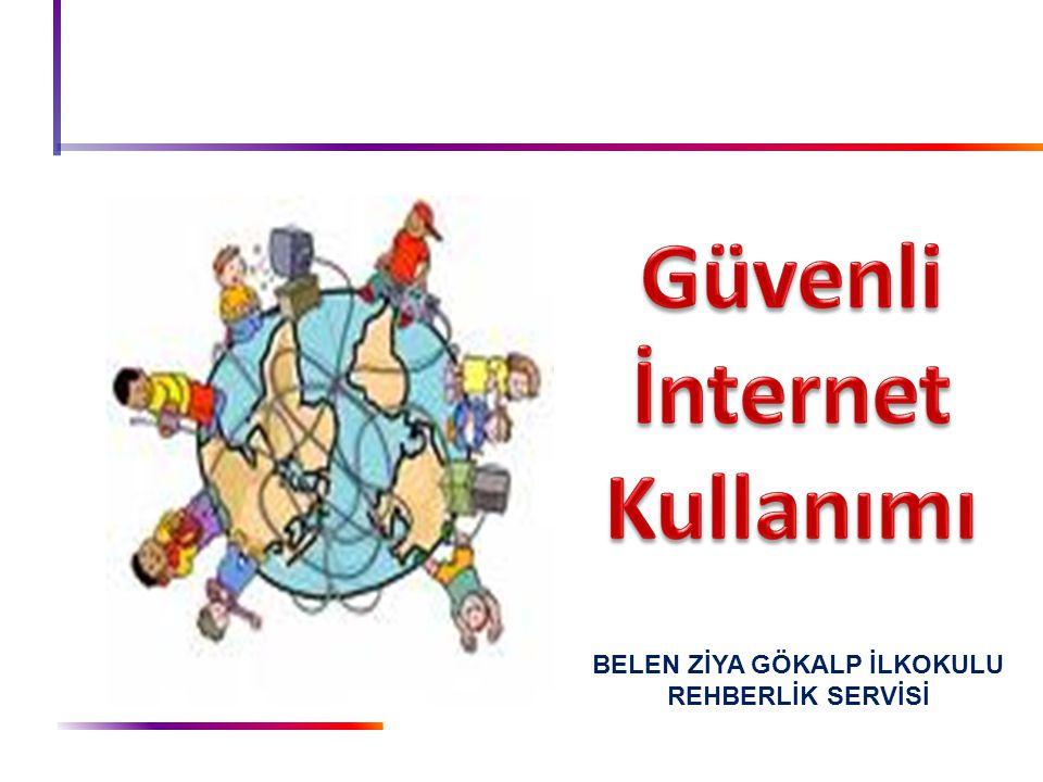  İnternetteyken sizi rahatsız eden, Zararlı ve rahatsız edici internet sitelerini www.ihbarweb.org.tr adresine ya da 0312 582 82 82 numaralı telefona hemen şikayet edin.