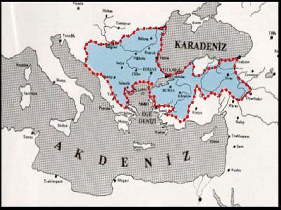 Osmanlı Fetihleri-2 1444- Varna, 1448 II.